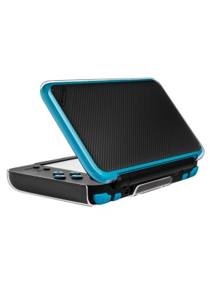 New Nintendo 2DS XL Case – Younik Ultra Clear Hard Shell Protective Case Cover Skin for Nintendo New 2DS XL 2017